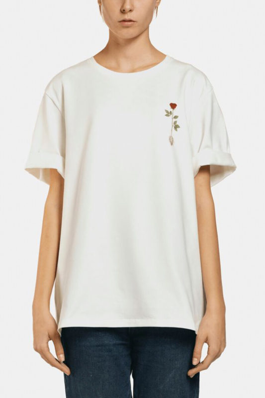 T-shirt with a print ROSE <br>Bobkova x Tolmachev