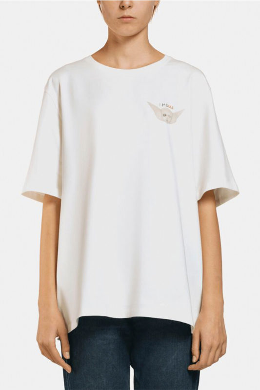T-shirt with a print ANGEL  <br>Bobkova x Tolmachev